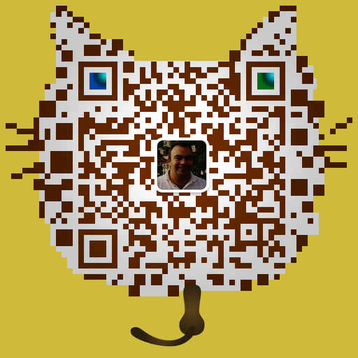 Scan the QR Code to add me on WeChat